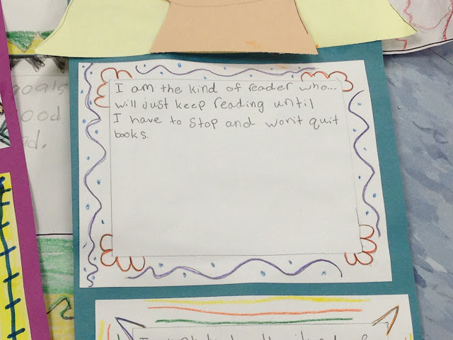 Setting reading goals with students is so important and helping students understand that reading is complex helps them do so. Reading is about helping students become avid readers. Readers workshop, independent reading, reading stamina, reading learning targets, reading lessons, grade 4 reading, reading bookmarks, reading goal setting