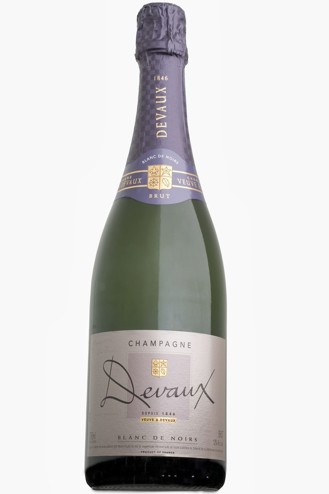 Tasting Notes Chanoine Blanc de Noirs Brut Champagne France