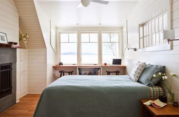 26 Desain Kamar Tidur Sempit Minimalis Sederhana