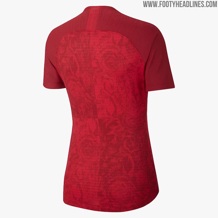 England 2019 Women s Away Kit. This is the England 2019 women s away jersey. e459fcbea