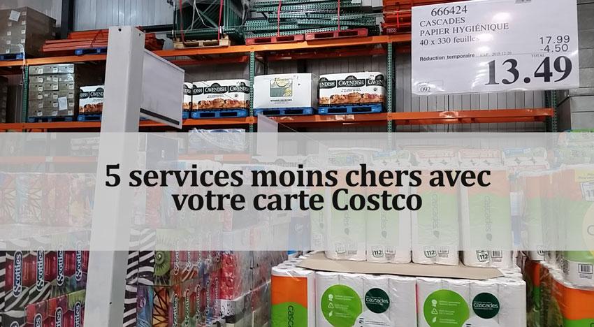 Photo Carte Assurance Maladie Jean Coutu.5 Services Moins Chers Avec La Carte Costco Coupons Au Quebec