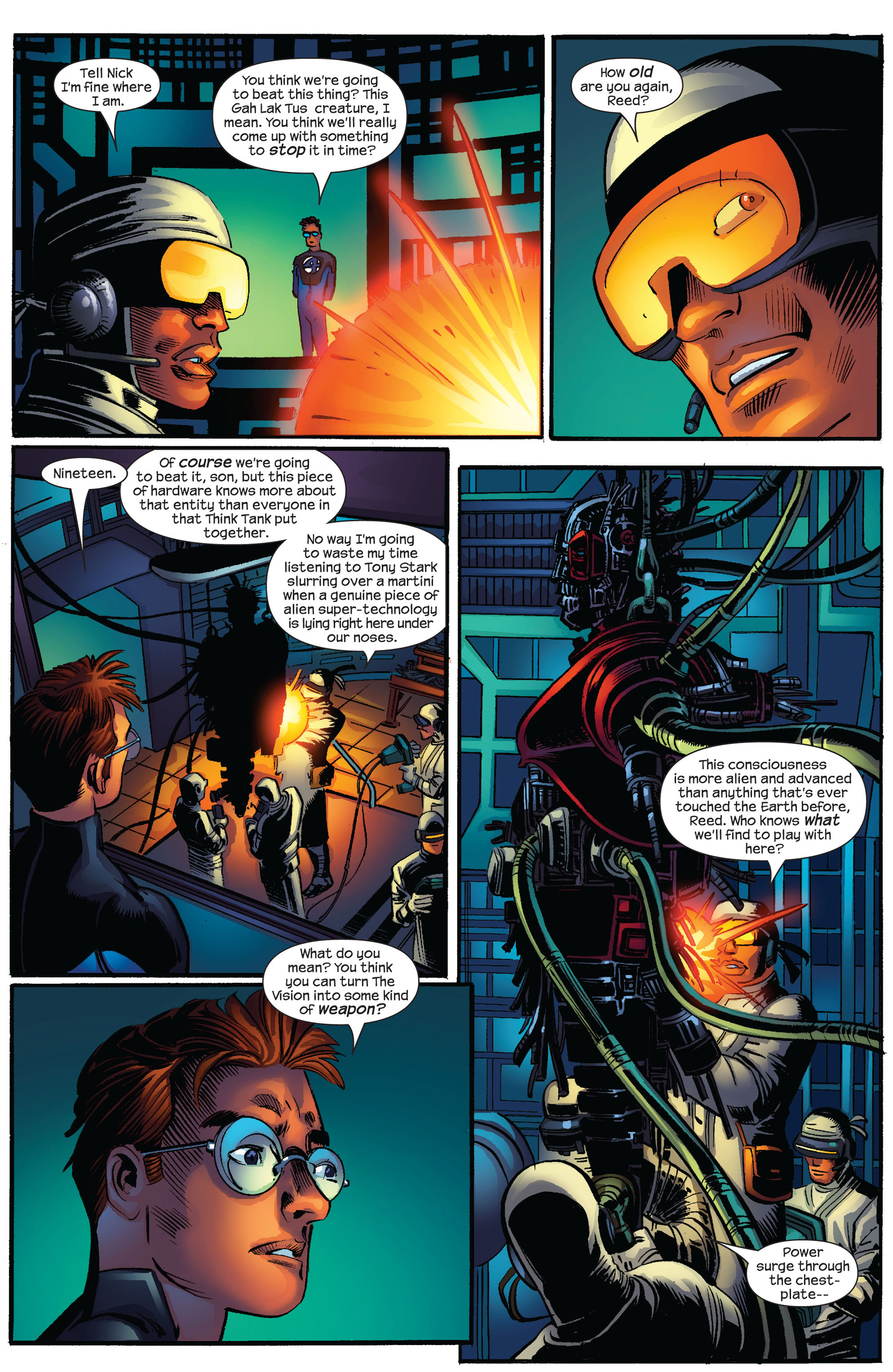 Read online Ultimate Spider-Man (2000) comic -  Issue #86 - 26
