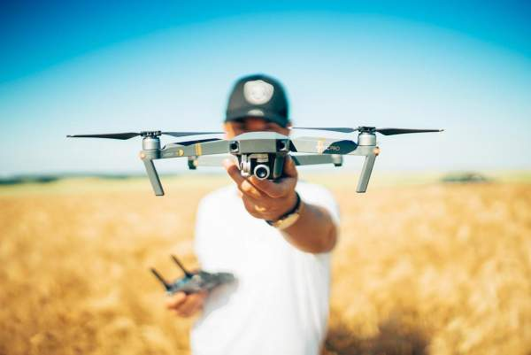 Tips aman menerbangkan drone
