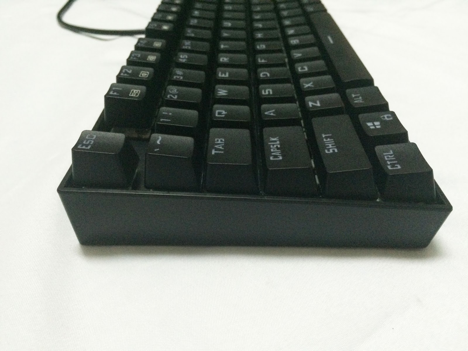 What Is Plastic Ring With Redragon Keyboard
