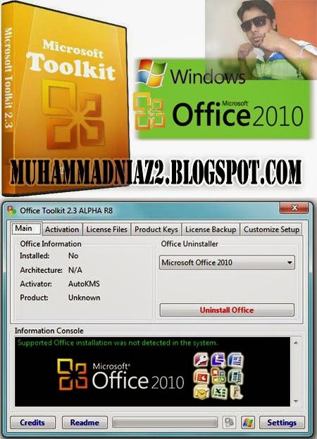 microsoft 2010 toolkit ez activator