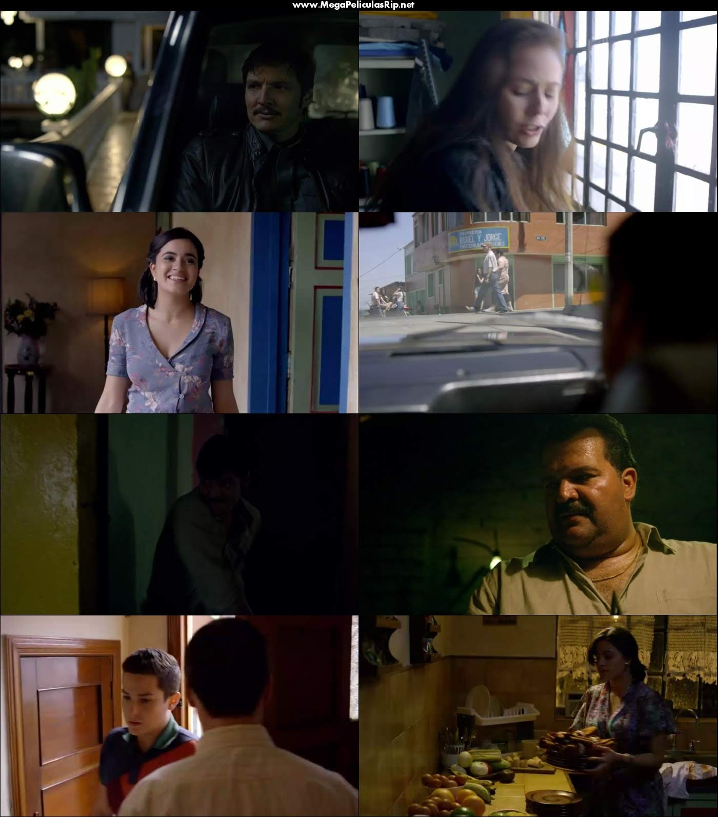 Narcos Temporada 2 720p Latino