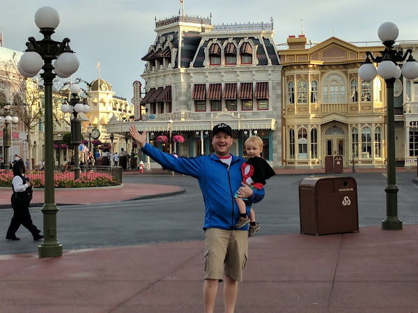 Our Disney Adventure! #travel