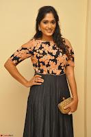 Sowmya Venugopal in Anarkali Dress at Kalamandir Foundation 7th anniversary Celebrations ~  Actress Galleries 039.JPG
