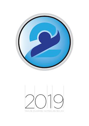 Simple Desain Cover Kalender 2019 Indonesia beserta Hari Libur Nasional