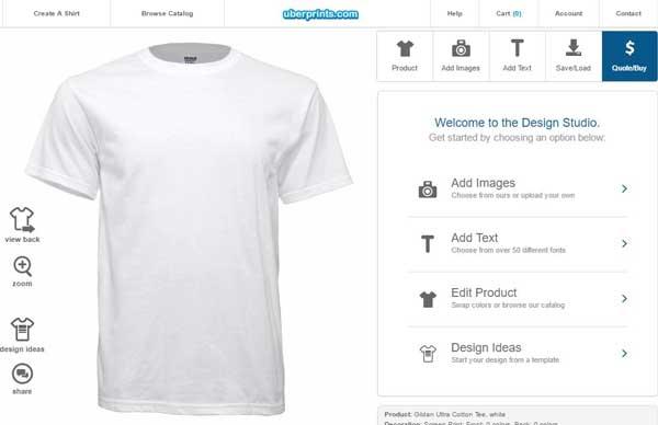 Cara Praktis Membuat Desain Baju Kaos Secara Online Cara Praktis Membuat Desain Baju Kaos Secara Online