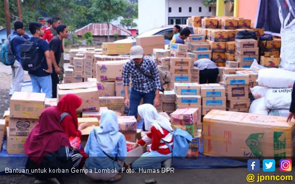Awas, Trilunan Rupiah Bantuan Gempa Lombok Ditilep