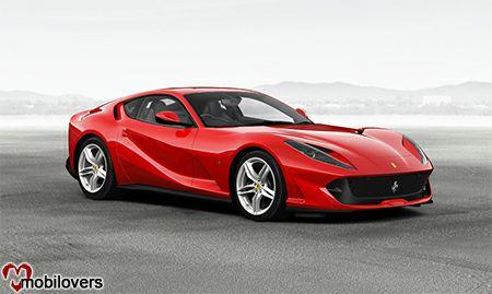 Gambar Mobil Ferrari