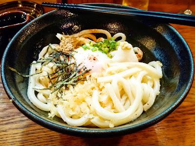 Le Chameau Bleu - Udons du restaurant Sanukiya paris