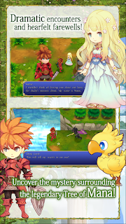 Adventures of Mana Apk Data 1.0.5 Mod