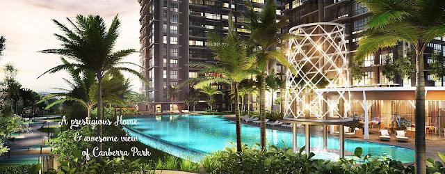Parc Life EC Pool