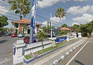 Lokasi ATM BRI Setor Tunai (CDM) Negara Jembrana BALI