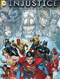 Injustice: Gods Among Us Year Four