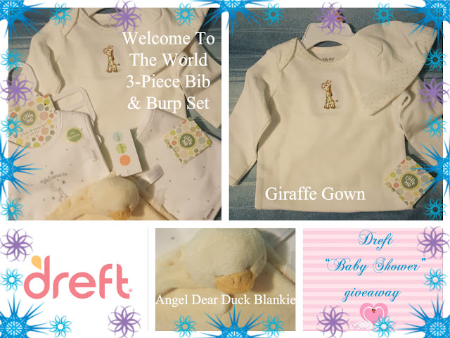 dreft baby shower giveaway