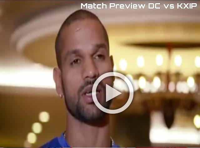IPL 2019 match 13 , KXIP vs DC