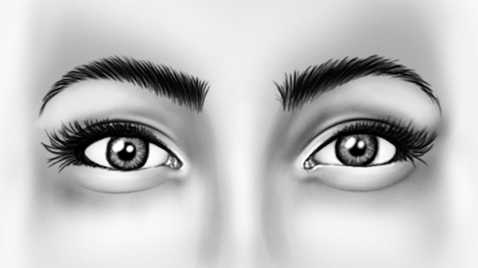 Desenho Olhos Jennies Blog Como Eu Desenho Olhos Ilustra De