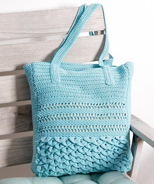 Cottontail Crochet 10 Free Crochet Tote Patterns
