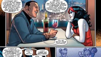 Harley Quinn: La Llamada del Deber