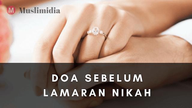 Doa Sebelum Lamaran Nikah