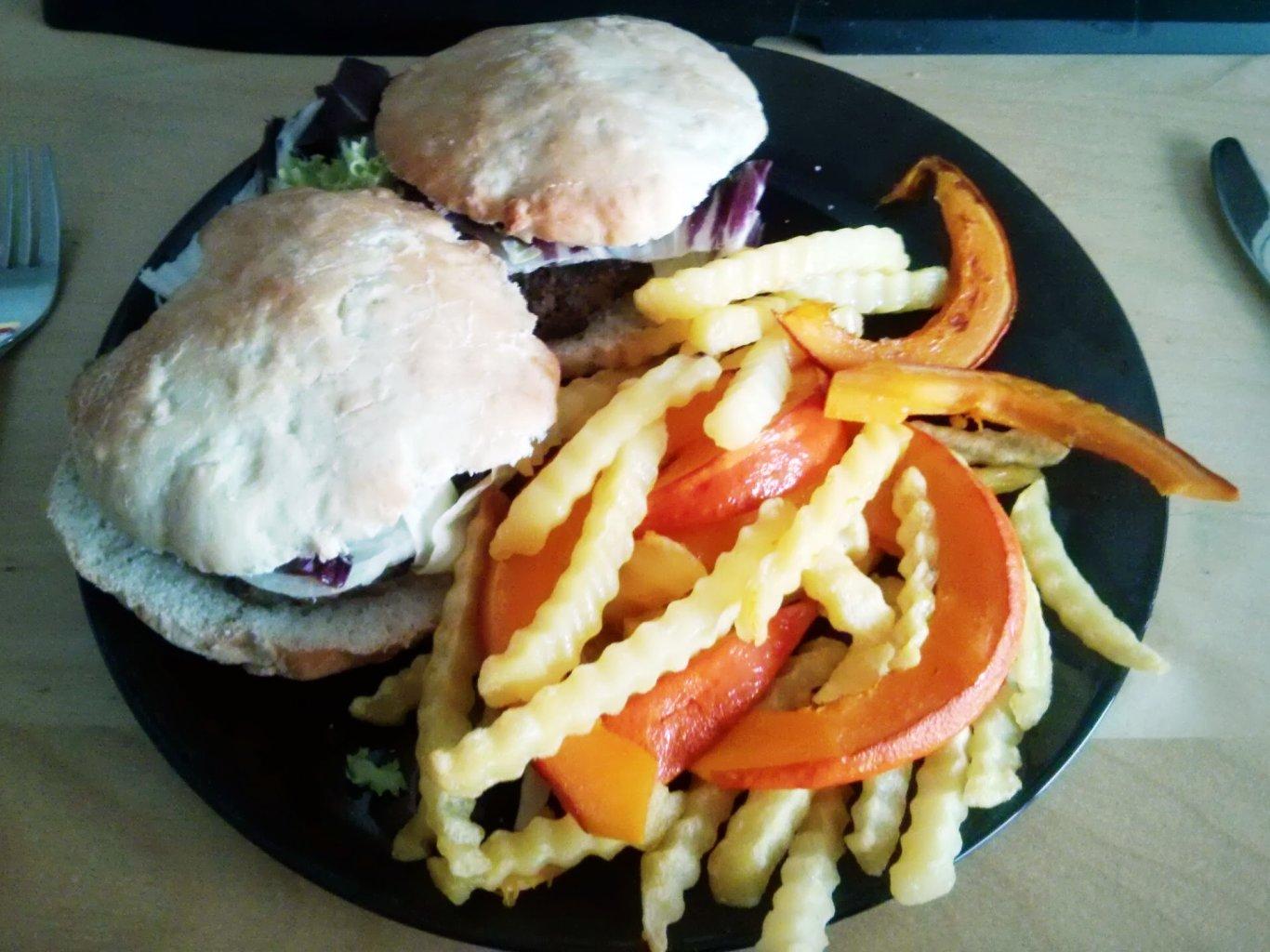 libra blogs burger essen selbst gemacht. Black Bedroom Furniture Sets. Home Design Ideas