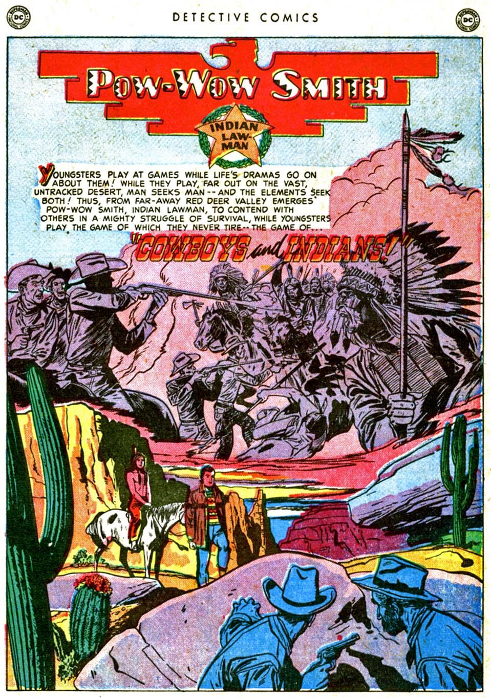 Read online Detective Comics (1937) comic -  Issue #162 - 39