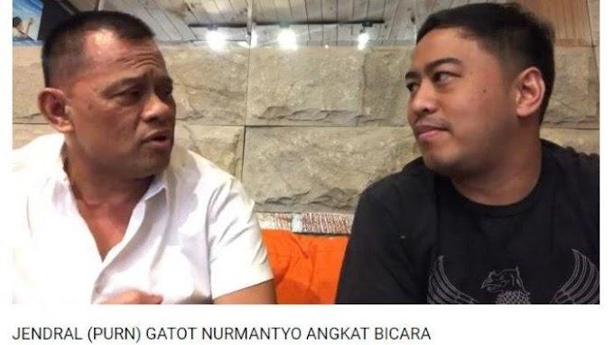 Ditanya Tentang Kasus Prabowo, Gatot : Diberhentikan Dengan Hormat