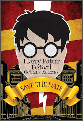 Harry Potter Festival en Chestnut Hill. Ver. Oír. Contar.