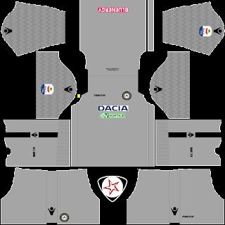 Udinese Calcio 2018 - 2019 GK Third Kit