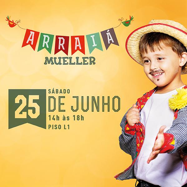 FESTA JUNINA GRATUITA PARA AS CRIANÇAS NO SHOPPING MUELLER 299a93c109