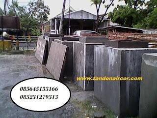 Jual Tandon Air Cor Beton Area Surabaya Sidoarjo Termurah Bergaransi