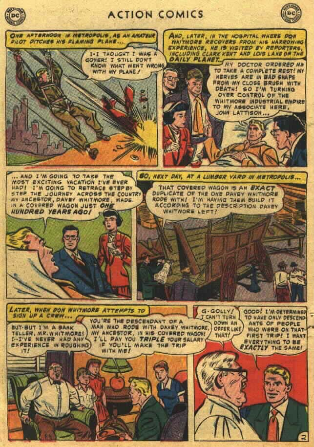 Read online Action Comics (1938) comic -  Issue #184 - 4