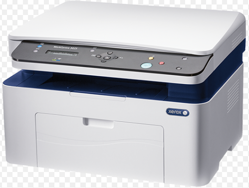 Xerox WorkCentre printers 3025 Driver & Software Download
