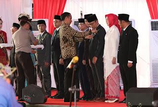 Ridwan Kamil terima penghargaan Satyalancana
