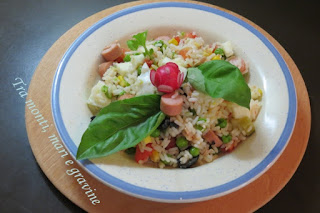 riso in insalata