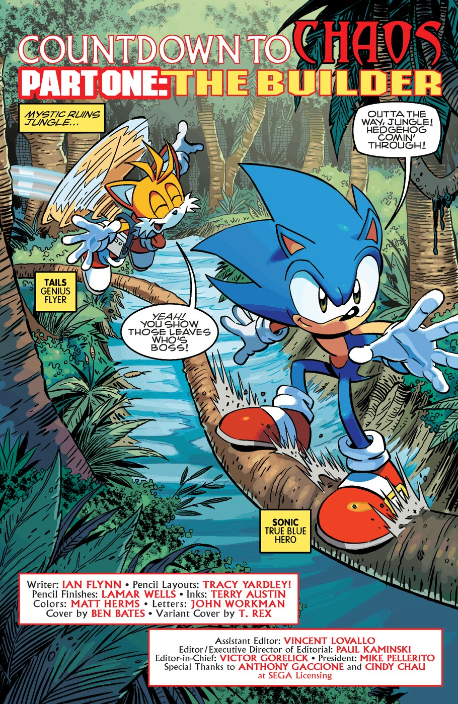 Read online Sonic The Hedgehog comic -  Issue #253 - 3