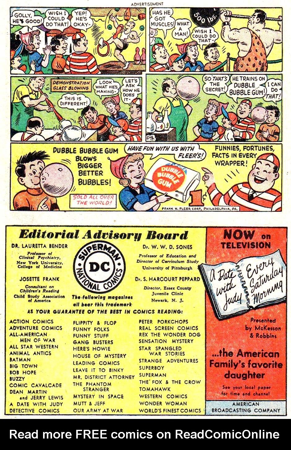 Read online Action Comics (1938) comic -  Issue #172 - 16