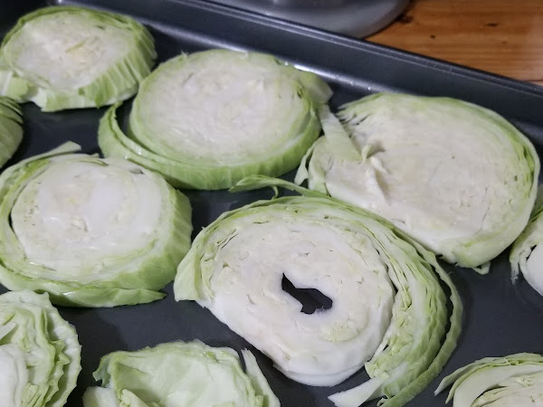 Cabbage Steaks | FAIL