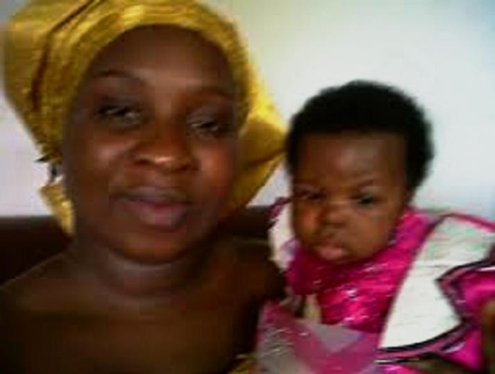 mother baby killed festac lagos