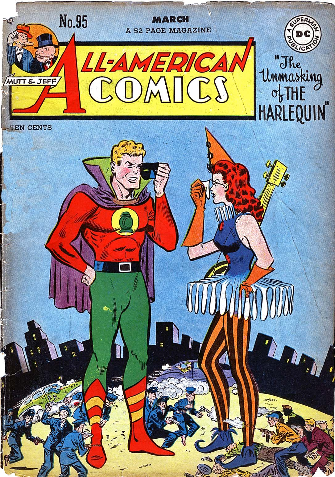 Read online All-American Comics (1939) comic -  Issue #95 - 1