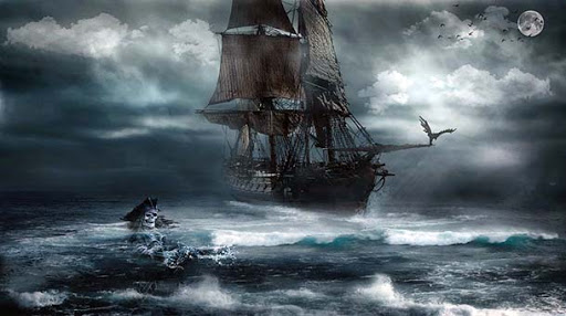 History Of Flying Dutchman The Ghost Ship