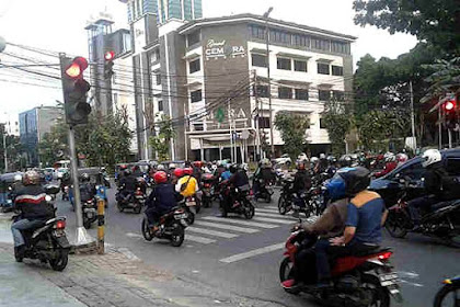 Dosa-Dosa Pemotor Yang Sering Jadi Penyebab Kemacetan
