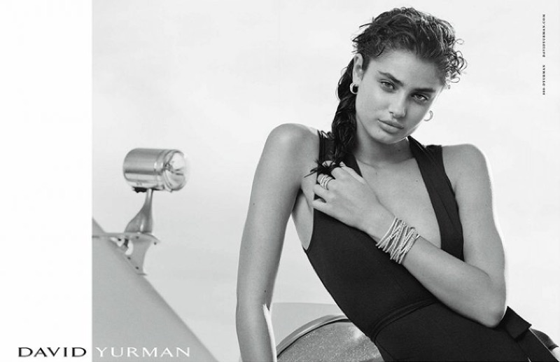 David Yurman Spring/Summer 2017 Campaign