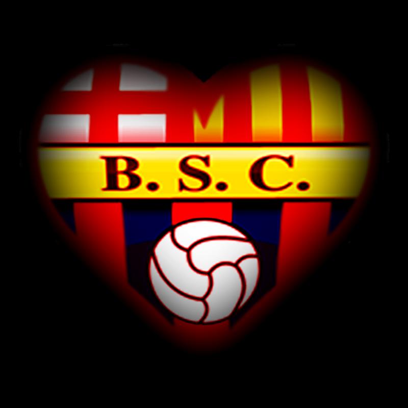 Barce Corazón Banco De Imagenes De Barcelona Sporting Club