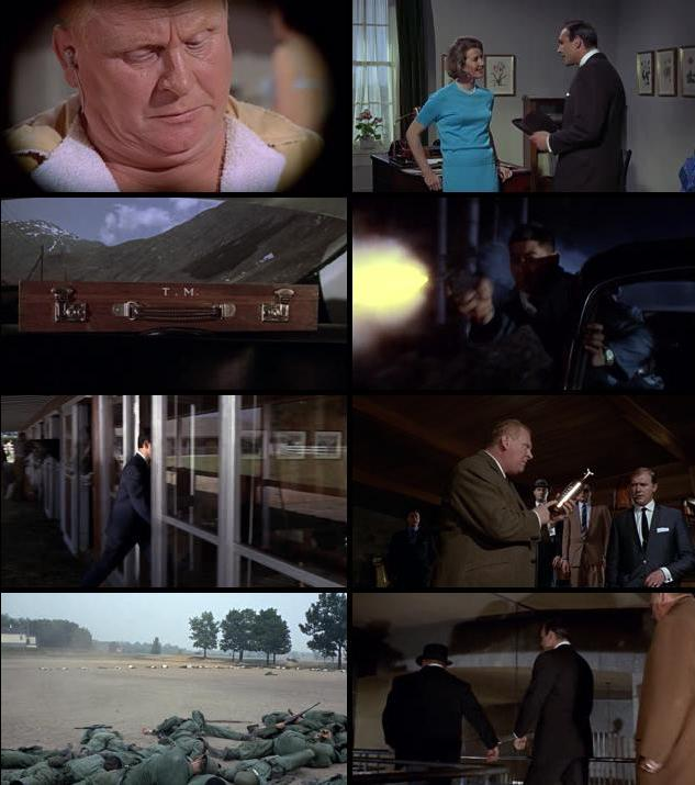 Goldfinger 1964 Hindi Dual Audio BluRay 480p