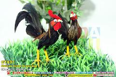 Mainan Ayam Sepasang