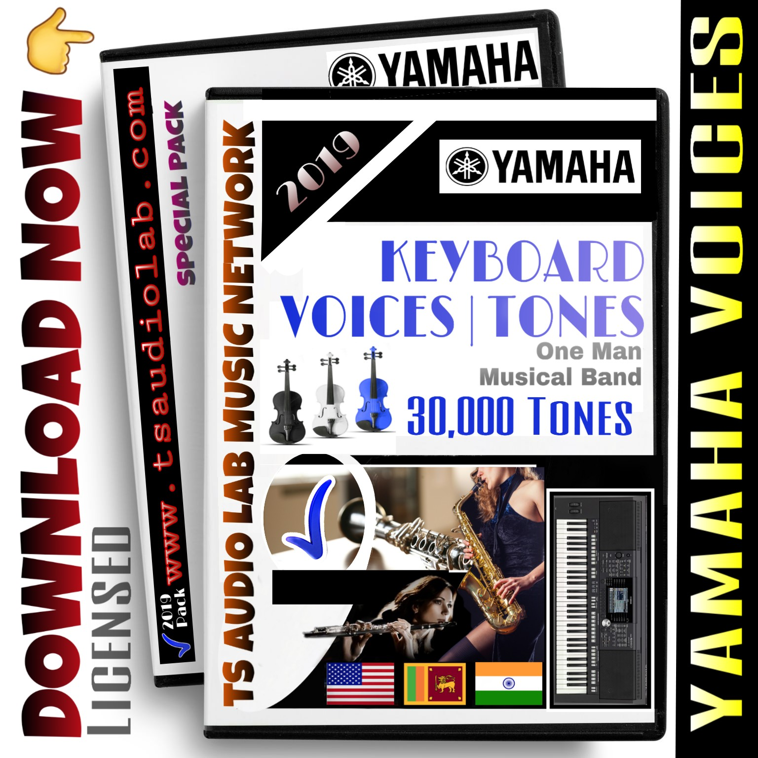 Indian Yamaha Expansion Packs Free Download - TS Audio Lab